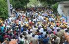 اعتصاب معلمان قراردادی ایالت بیهار هند