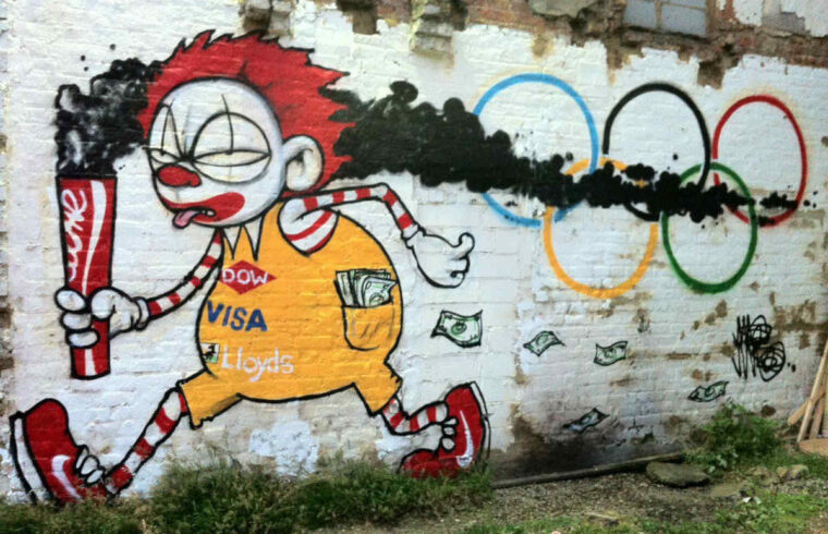 بازیِ المپیک و پیروزیِ سرمایه