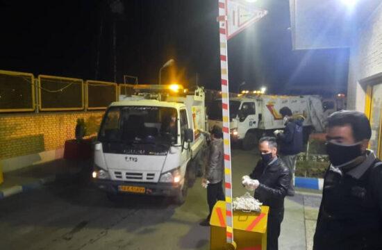 مطالبات و وضعیت کارگران شهرداری فولادشهر اصفهان