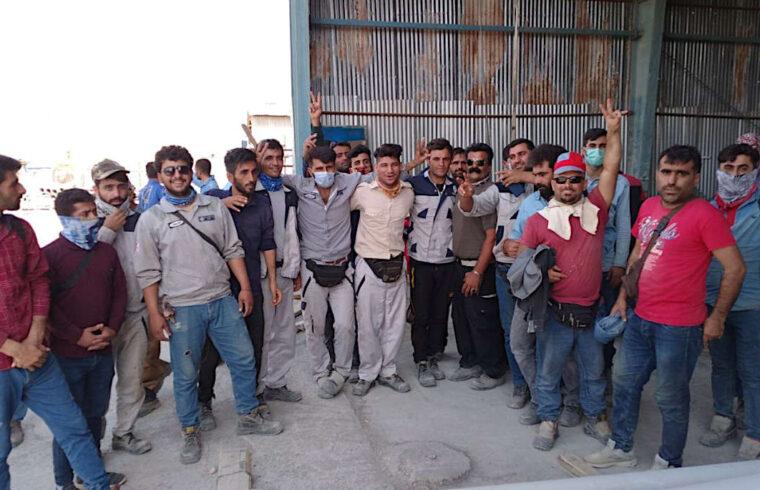 نگاهی به اعتصاب کارگران پیمانکاری صنایع نفت و گاز و پتروشیمی